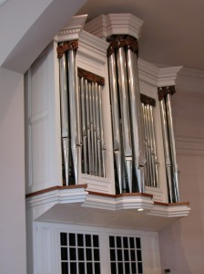 Opus #93 Tracker Pipe Organ