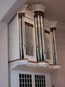 Opus #93 Tracker Pipe Organ